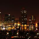 Baltimore at Night by Robin Black