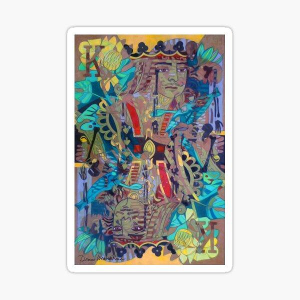 Kingly Bones Sticker