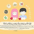 Doa Ramadhan - Ramadan Prayer by SpreadSaIam