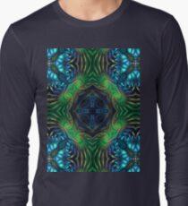 Psychedelic Fractal Manipulation T-Shirt