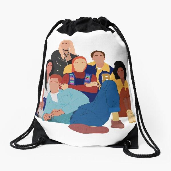 Riverdale Cast Drawstring Bag