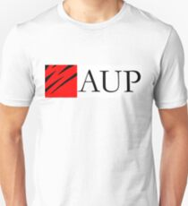AUP (American University of Paris) Unisex T-Shirt