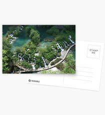 Plitvice Lakes National Park, Croatia Postcards