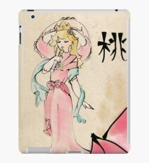 Princess Peach of the Mushroom Dynasty  iPad Case/Skin