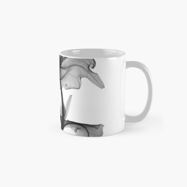 Floral Radiograph - Campanula Classic Mug