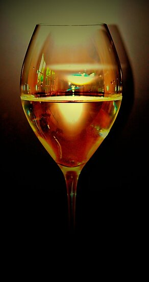 small world in a glass by Nicole W.