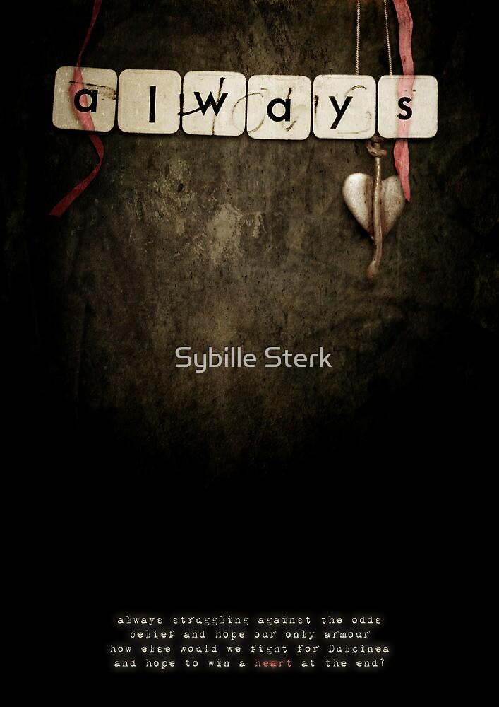 Always by Sybille Sterk
