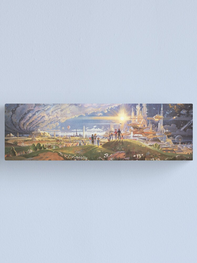 Alternate view of Prologue and the Promise Canvas Print