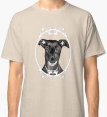 Boris the Greyhound Classic T-Shirt