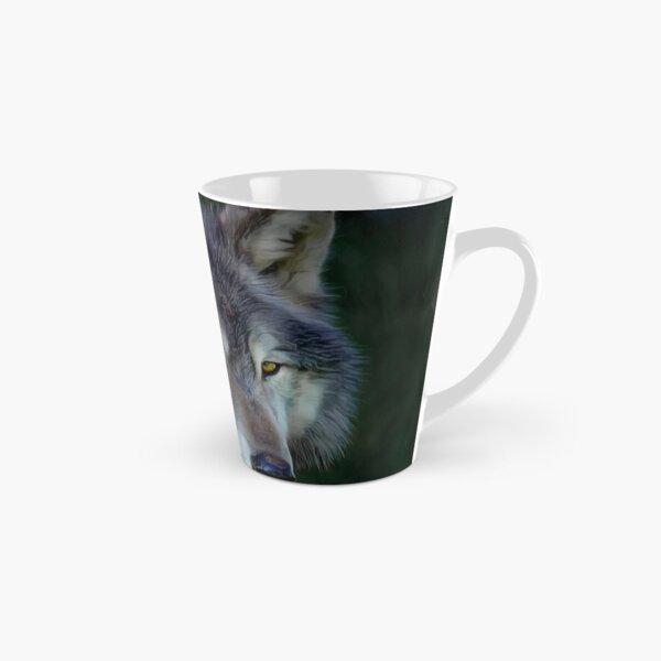The Night of The Wolf Tall Mug