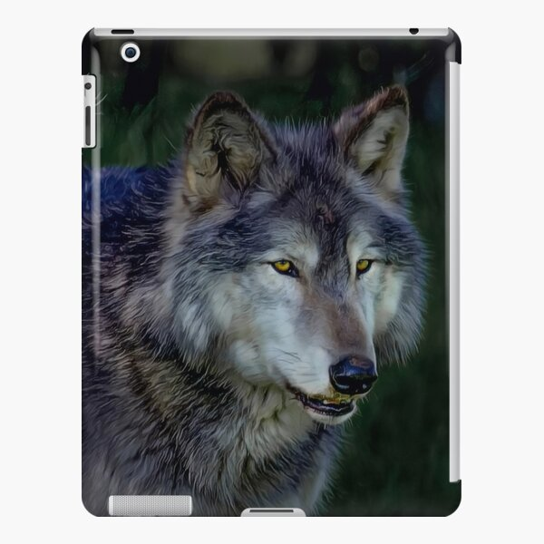 The Night of The Wolf iPad Snap Case