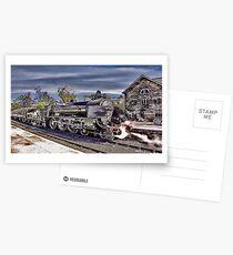 Grosmont Station Postcards