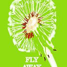 DANDELION PHONE CASE with text by Shoshonan