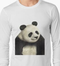Awesome panda is awesome Long Sleeve T-Shirt