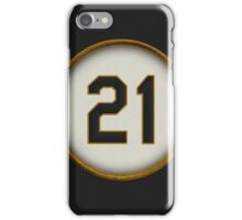 21 - Arriba iPhone Case/Skin
