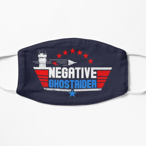 Negative Ghost Rider -Top Gun Mask