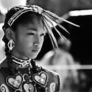 Native Girl by Diego Re