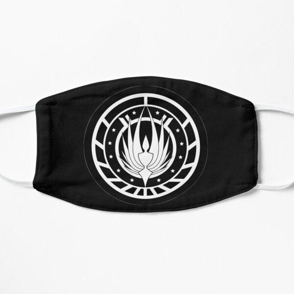Battlestar Galactica emblem Flat Mask