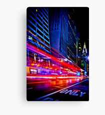 Only - NYC  Canvas Print