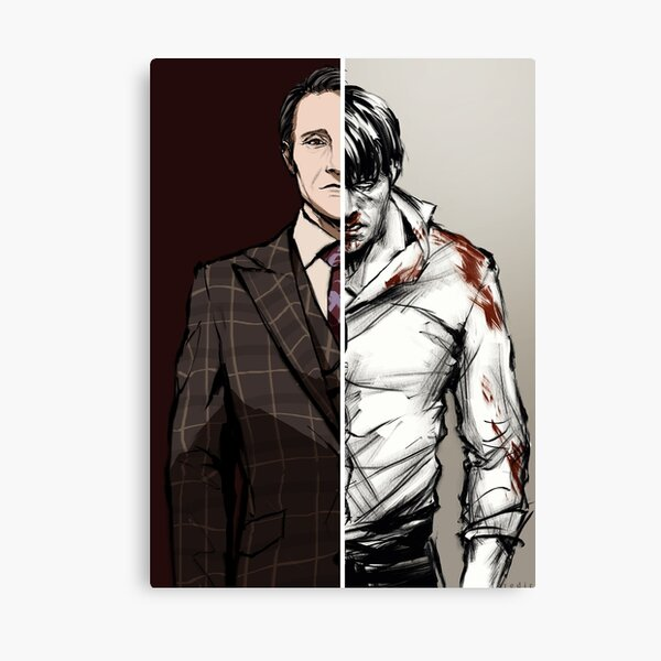 The Tables Are Turning - Hannibal Variant Canvas Print