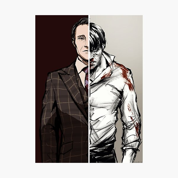 The Tables Are Turning - Hannibal Variant Photographic Print