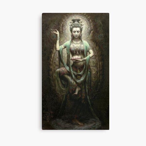 Quan Yin - 02 Canvas Print