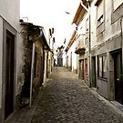 A forgotten street by the turism industry by João Figueiredo