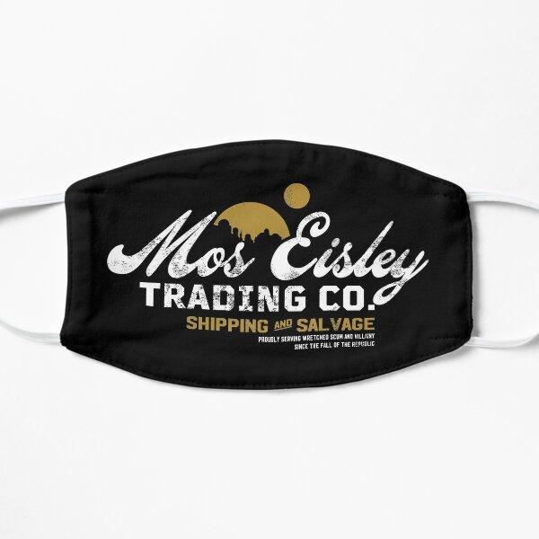 Mos Eisley Trading Co. Mascarilla plana