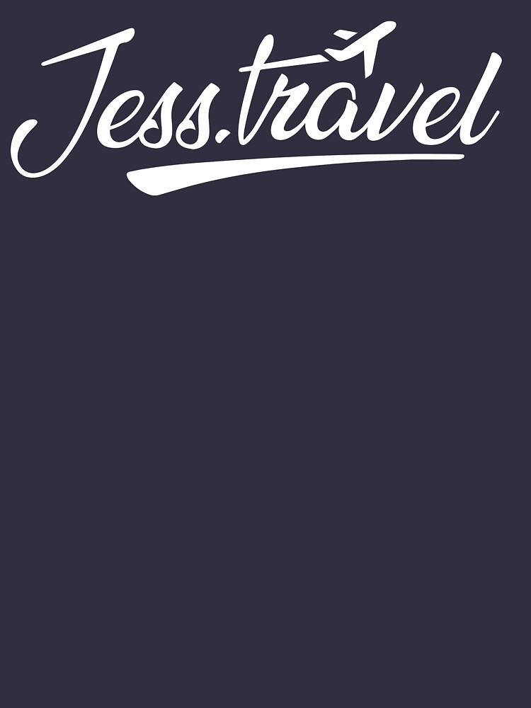 Jess.Travel White Logo by Jess-Travel