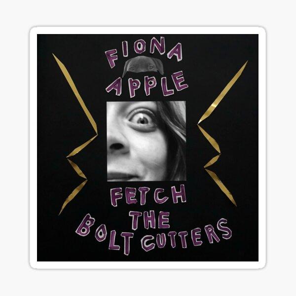 Fetch the bolt cutters Sticker