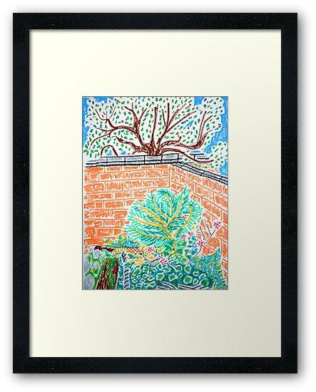 Apple Tree by Thomas Josef Reading
