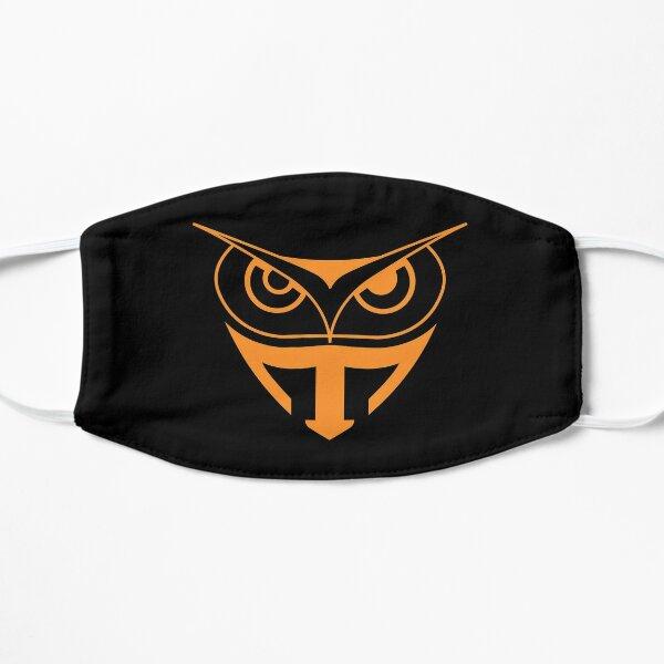Tyrell - Owl Orange Flat Mask