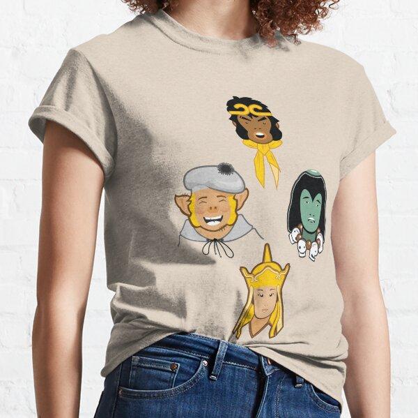 Monkey Magic II Classic T-Shirt