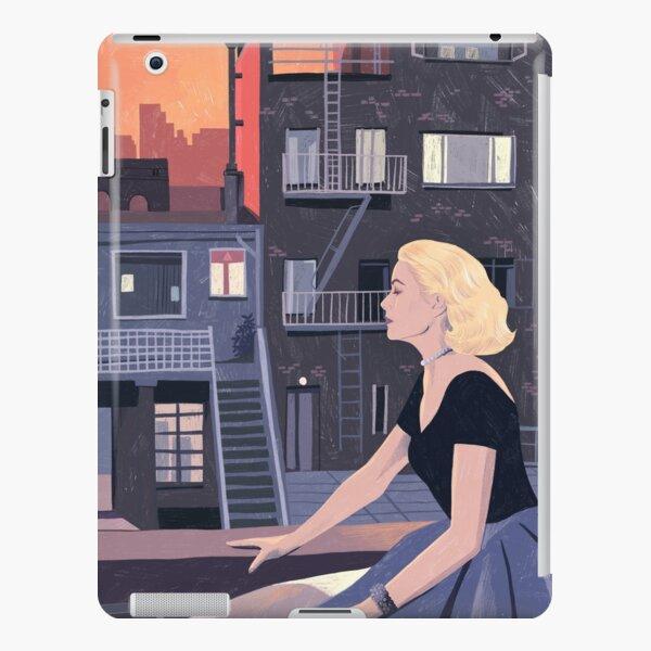Rear Window - Pencil illustration Hitchcock fan art iPad Snap Case