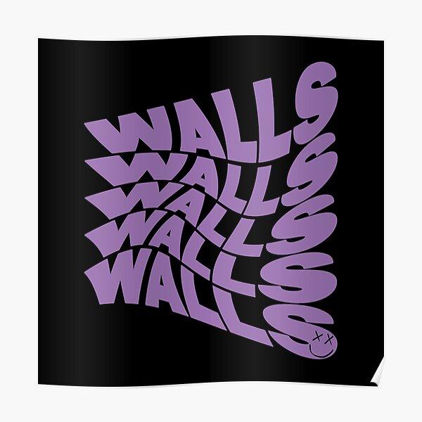 Purple Walls  Poster