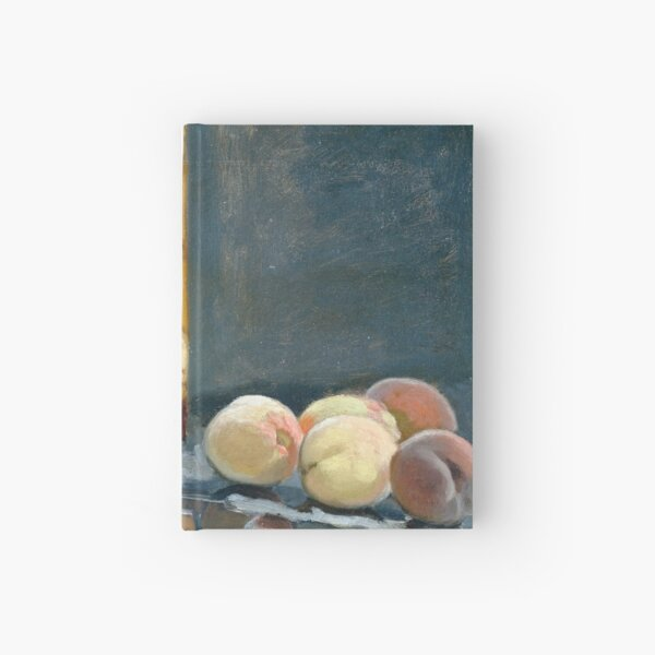 Claude Monet - Jar of Peaches Hardcover Journal