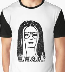 W.W.G.D.?: WHAT WOULD GLORIA DO? Graphic T-Shirt