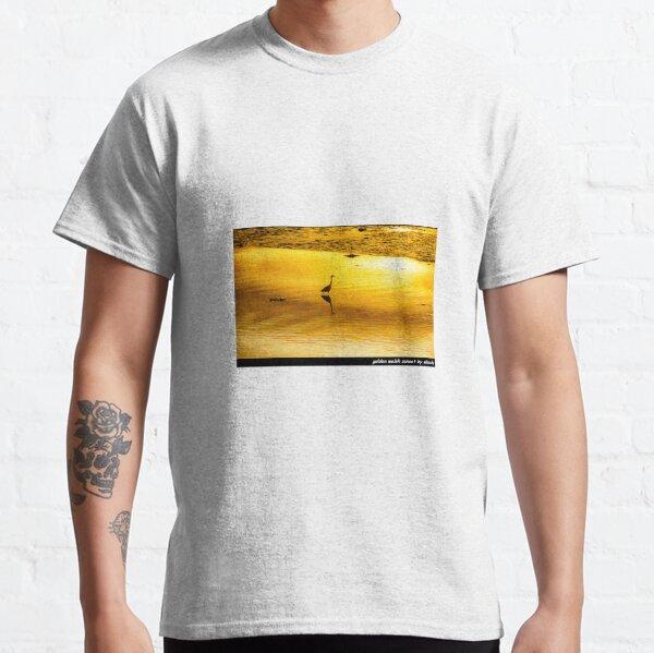 Golden Welsh Sunset Classic T-Shirt