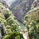 Ceira's gorge by João Figueiredo
