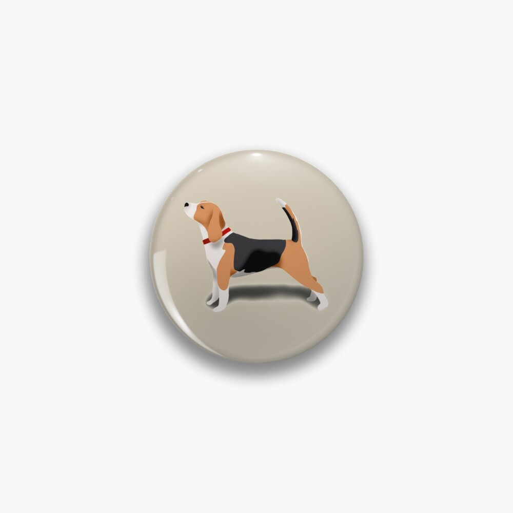 Beagle Pin