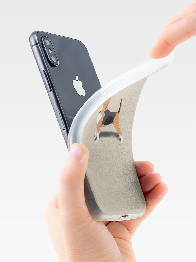 Alternate view of Beagle iPhone Case & Cover