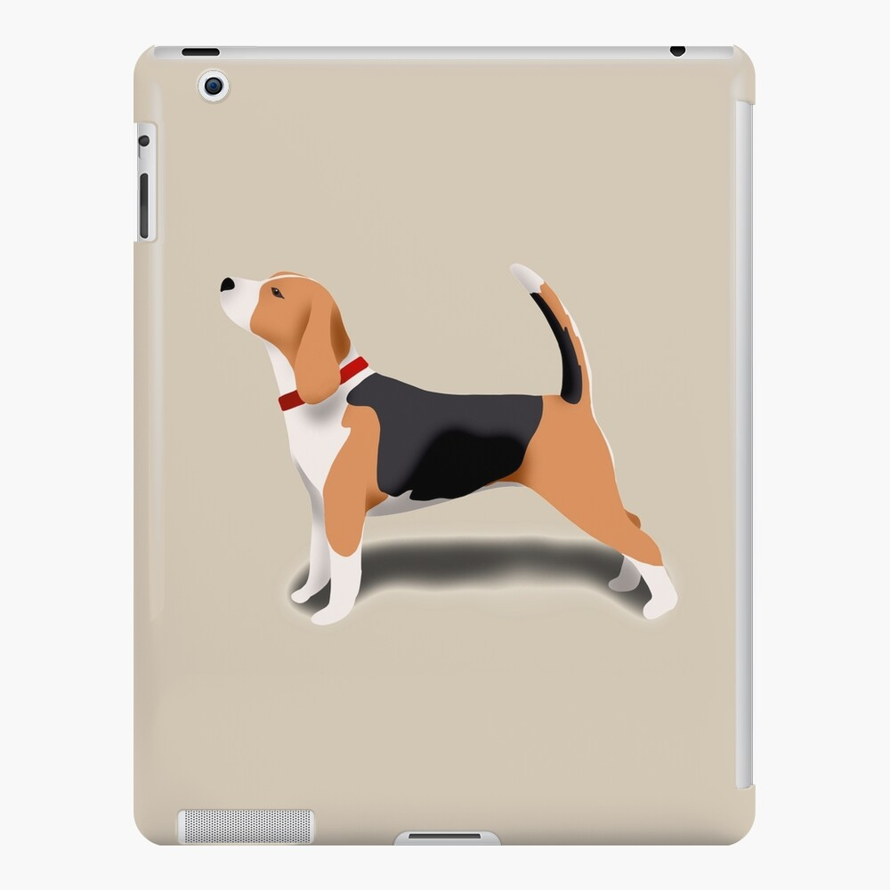 Beagle iPad Case & Skin