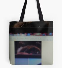 repetitive Tote Bag