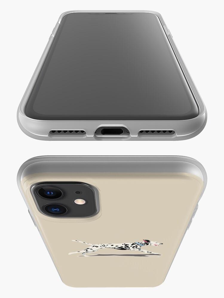 Alternate view of Dalmatian iPhone Case & Cover
