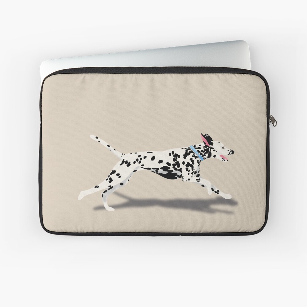 Dalmatian Laptop Sleeve