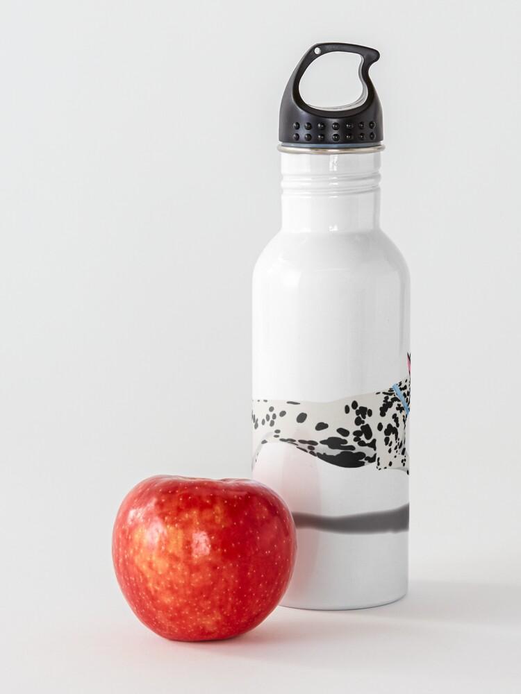 Alternate view of Dalmatian Water Bottle