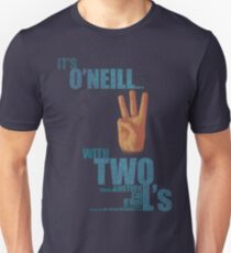 It's O'Neill, with Two L's Slim Fit T-Shirt