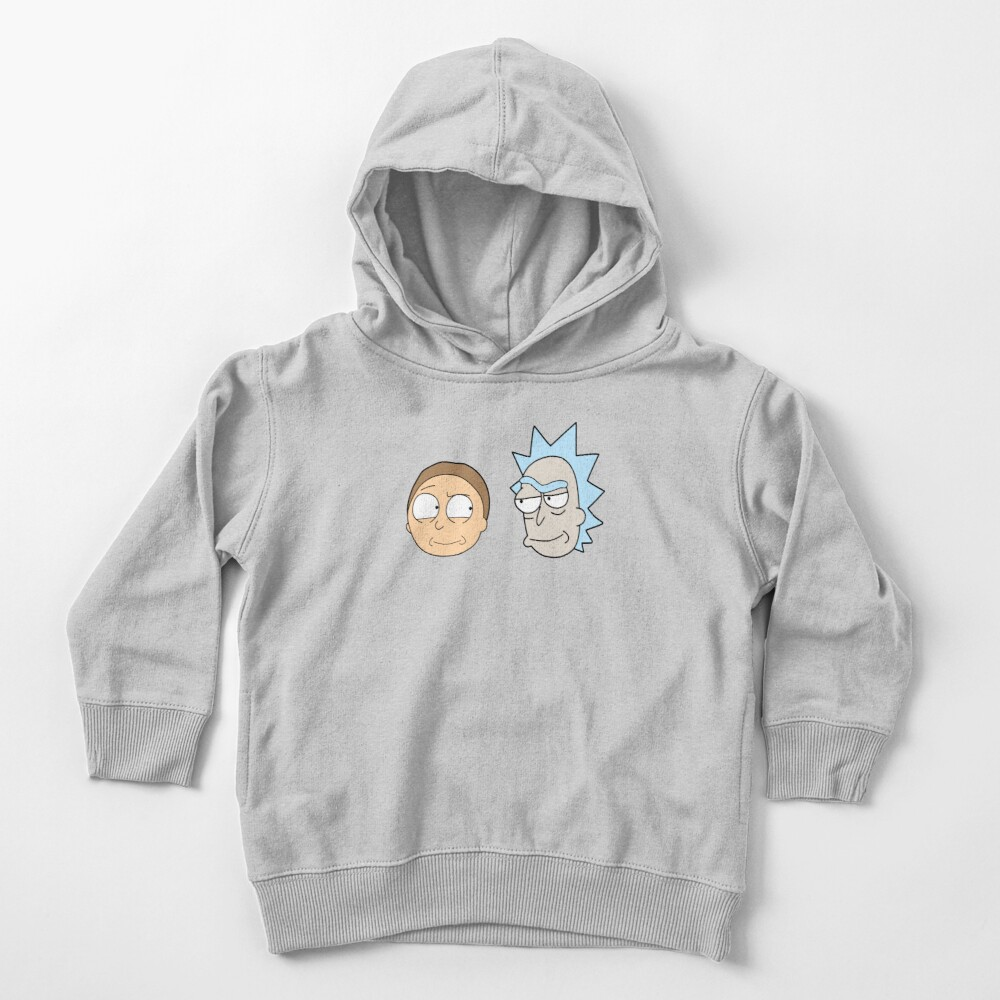 Rick and Morty Toddler Pullover Hoodie