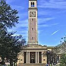 LSU Memorial Tower (HDR 2012) by Briar Richard
