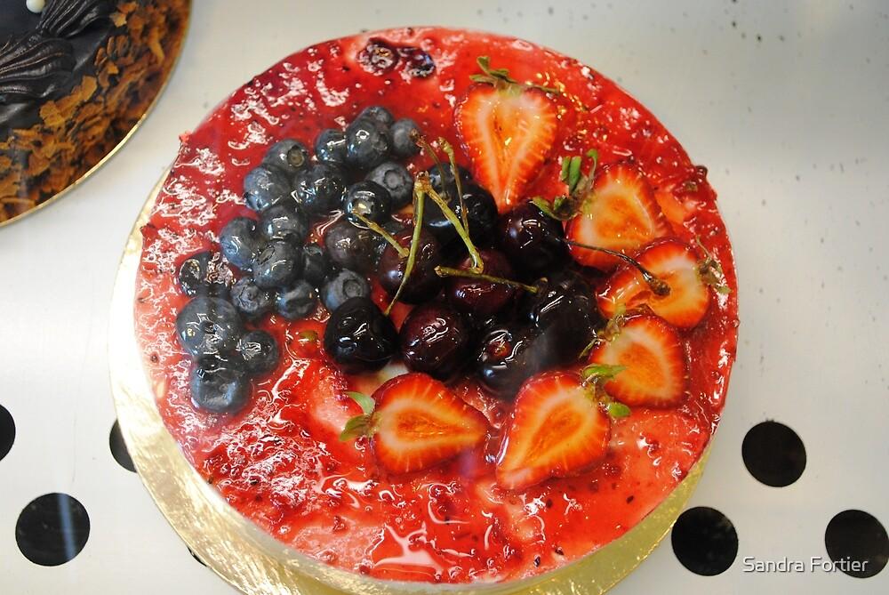 Berry Good Pie! by Sandra Fortier